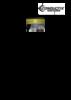 Underhållsföreskrift | Rengöring av strömskenor Program 0800
