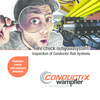 We check out your system! Inspection of Conductor Rail Systems