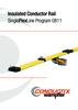 Insulated Conductor Rail SingleFlexLine Program 0811