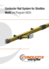 Conductor Rail System for Shuttles | MultiLine Program 0835