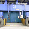 RTG in the Buenaventura Container Terminal (TCBuen) before modification