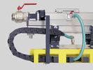 Tryckluft och kraftmatningssystem